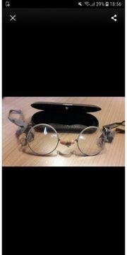 Alte Militärbrille