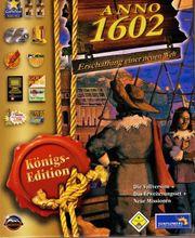 Anno 1602 Königs-Edition erweiterungsset neue