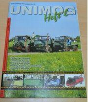 UNIMOG Zeitschriften - Ausgaben 2005-2010