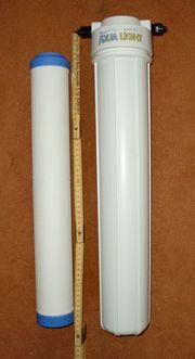 AQUALIGHT Filter Leerfiltersäule