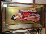 Dekorative japanische Geisha