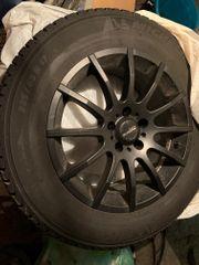 Audi Q5 Winterreifen mit Alufelgen