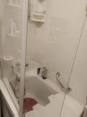SCHULTE Badewannenaufsatz Wega 116 x