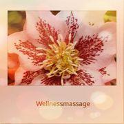 wellnessmassage Termine Samstag oder Sonntag