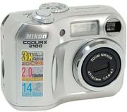 Kamera Nikon 2100
