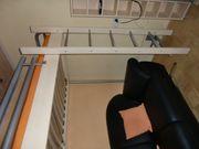 Neuwertig - stylisch stabiles unterbaubares Hochbett