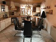 Einbauküche mit Elektrogeräten ca 8m