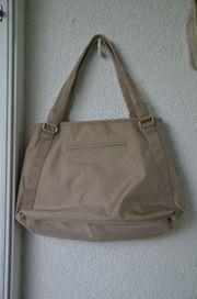 Bogner Handtasche tolles Material super