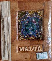 Wunderschönes Fotoalbum Malta