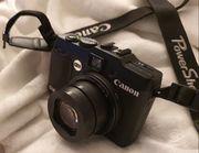 Canon PowerShot G16 Wifi Kompaktkamera