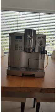 Jura S9 Kaffeeautomat Defekt