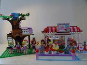 Lego Friends Sets Café Baumhaus