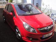 Opel Corsa D GSI 3