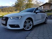 Audi A3 S-Line Sportback quattro