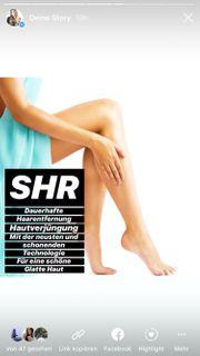 SHR Dauerhafte Haarentfernung Hautverjüngung Hydra