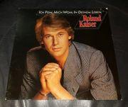 2 LP s SchallplattenRoland Kaiser1