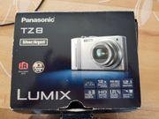 Panasonic Lumix DMC-TZ8 Digitalkamera mit