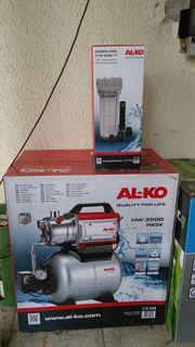 AL-KO Vorfilter für Hauswasserwerk Gartenpumpe