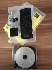 Original Sony Playstation DVD Fernbedienung