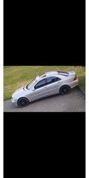 Mercedes C220d Vorgeführt