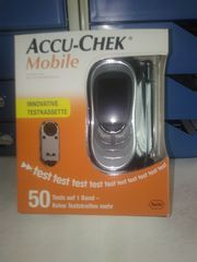 Blutzuckermeßgerät Accu-Chek Mobile ohne Testkassette