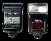 Nikon Speedlight SB-24 Blitzgerät Blitz