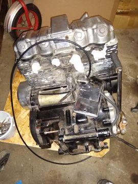 Bild 4 - Honda CB750 four - Beneden Leeuwen