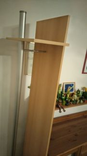 3-teilige Garderobe