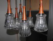 60er 70er Kakadenlampe Deckenlampe Pendelleuchte