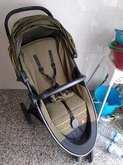 Kinderwagen Kinderbuggy GB Sila 3