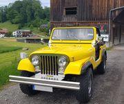 Jeep CJ7 OLDTIMER