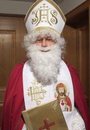 Nikolausbesuch mit Knecht Ruprecht