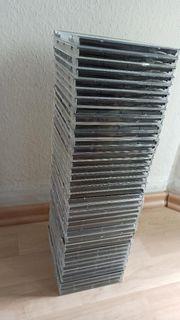 CD-Hüllen oder CD-Slimcase