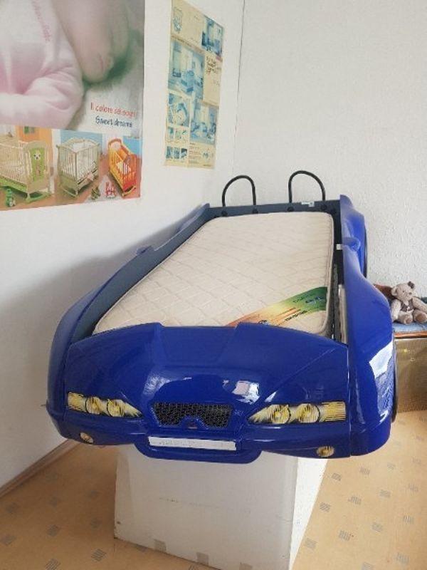 Kinder Bett Auto in Mannheim - Kinder-/Jugendzimmer kaufen und ...