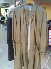 11 Lederjacken Trenchcoat Mantel