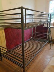 Metall Doppelstockbett 90x200