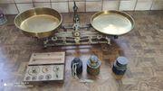 alte Küchenwaage