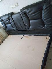 Wasserbetten-sockel mit 6 Schubladen für
