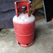 Leere Gasflasche Propangasflasche 11 kg
