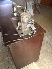Nähmaschine Pfaff 230 mit Schrank