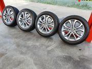 Original Mercedes AluFelgen 17ZOL RDKS