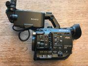 Sony PXW-FS5 4K Super35 Camcorder