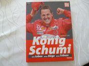 Buch König Schumi-Sein Leben-Seine Siege-Seine