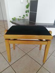 Klavierhocker bank