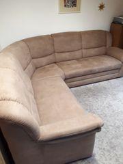 Neuwertiges Ecksofa -Couch