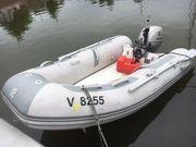 Schlauchboot Zodiac mit Festrumpf