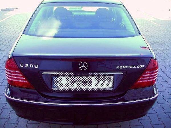 Rückleuchten Mercedes C W203 S