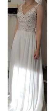 Hochzeitskleid komplett ungetragen - NEU - Annais