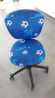 Topstar Kinderdrehstuhl - Motiv Fußball