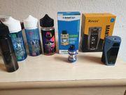 Mantox 228W E-Zigarette mit Zubehör